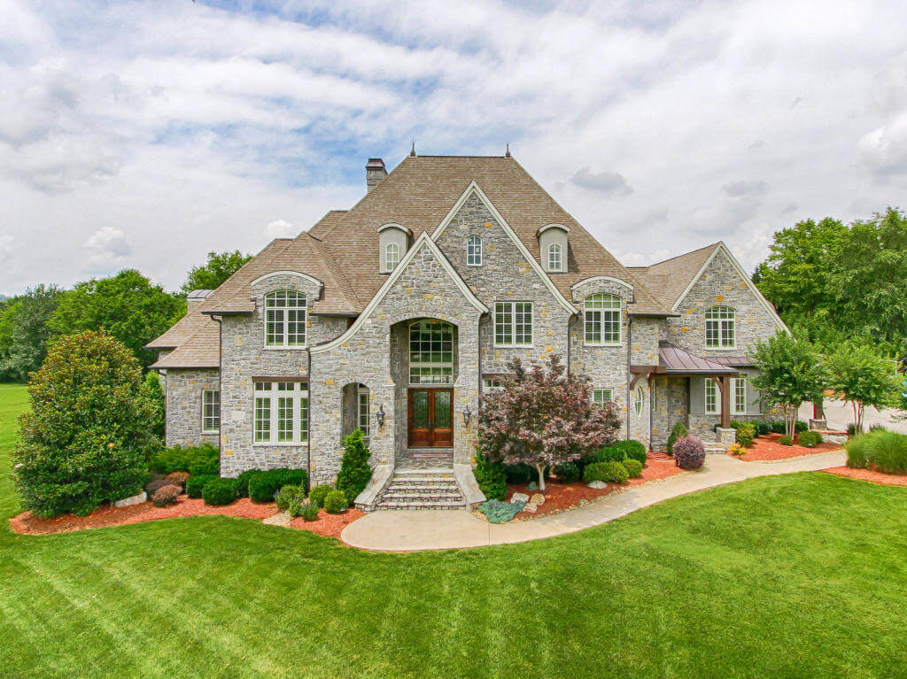 River Club subdivision in Knoxville, TN